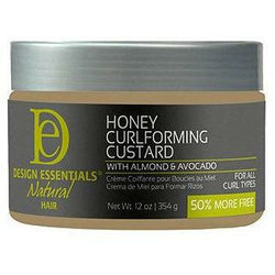 Design Essentials Hair Care Design Essentials: Curl Forming Custard 12oz