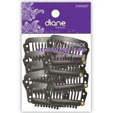 Diane Salon Tools Diane: 10 Pack Wig Clips