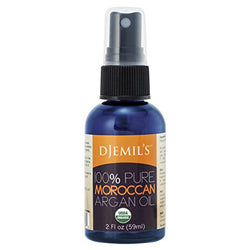 Djemil's Hair Care Djemil's 100% Pure Moroccan Argan Oil Spray 2oz
