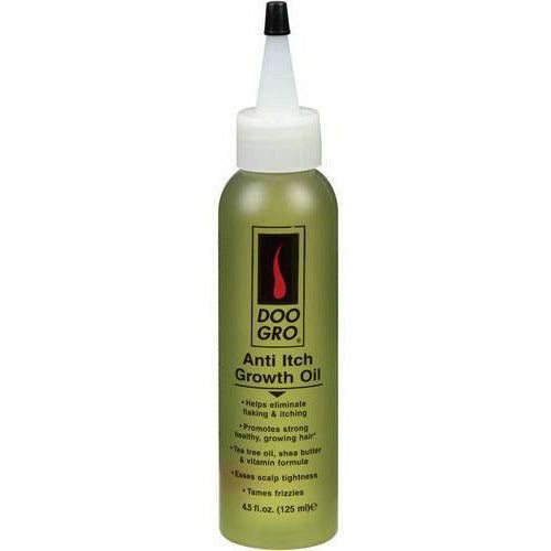 Doo Gro Hair Oils Doo Gro: Anti Itch Oil 4.5oz