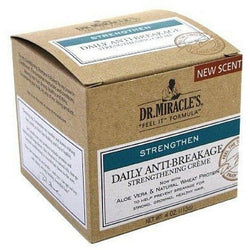 Dr. Miracle's Hair Care Dr. Miracle's: Anti-Breakage Strengthening Creme 4oz