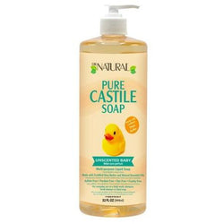Dr. Natural Bath & Body Dr. Natural: Pure Castile Soap 16oz