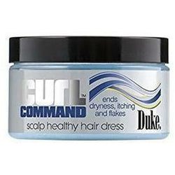 Duke Styling Product Duke: Curl Command Hair Dress 3.5oz