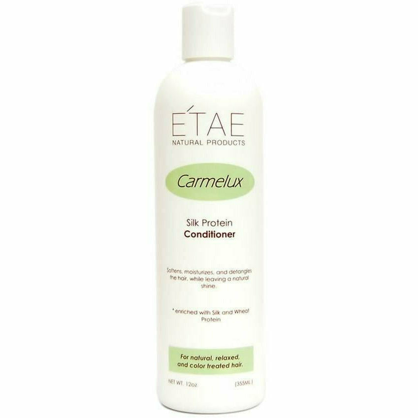 E'Tae Conditioner E'Tae: CARMELUX SILK PROTEIN CONDITIONER 12OZ
