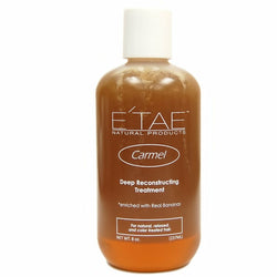 E'Tae Styling Product E'Tae: CARMEL DEEP RECONSTRUCTING TREATMENT 8OZ