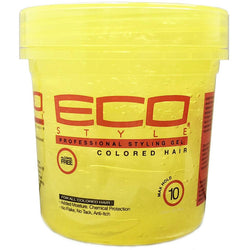 Eco Style Styling Product Eco Style: Color Hair Gel 7oz