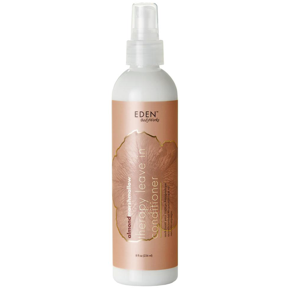 Eden Bodyworks Haircare Eden Bodyworks: Almond Marshmallow Therapy Leave In Conditioner 8oz