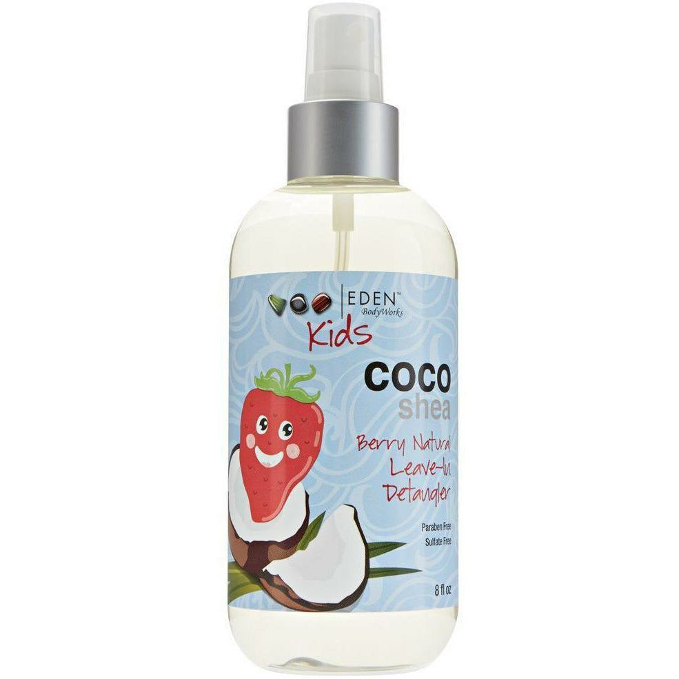 Eden Bodyworks Haircare Eden Bodyworks Coco Shea Berry Kids Detangling Leave-In Conditioner 8oz