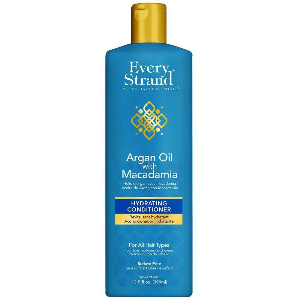 Every Strand Hair Care Every Strand: Argan Oil with Macadamia Hydrating Conditioner 13.5oz