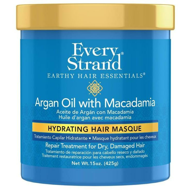 Every Strand Hair Care Every Strand: Argan Oil with Macadamia Hydrating Hair Masque 15oz