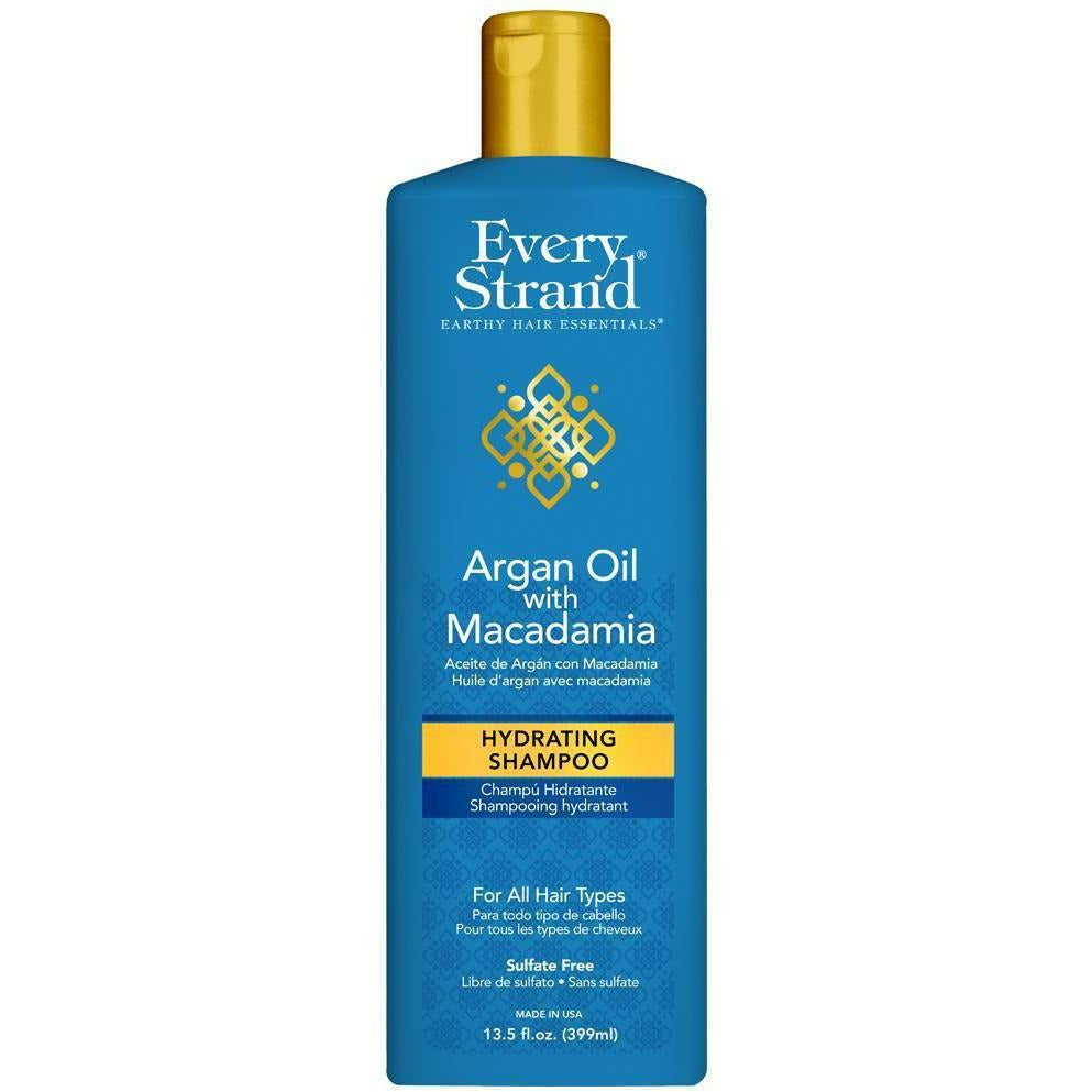 Every Strand Hair Care Every Strand: Argan Oil with Macadamia Hydrating Shampoo 13.5oz