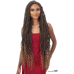 "FreeTress Crochet Hair FreeTress: 2X Ghana Loc 30"" Crochet Braids"