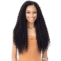"FreeTress Crochet Hair FreeTress: 3X Soulfull 20"" Crochet Braids"