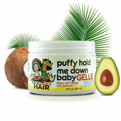 FROBABIES HAIR Hair Care FROBABIES HAIR: Puffy Hold Me Down Baby Gelle 12 oz