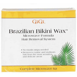 Gigi Bath & Body Gigi: Brazilian Bikini Wax Microwave Kit