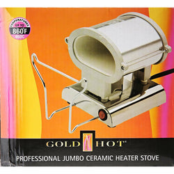 Gold 'N Hot Salon Tools Gold 'N Hot: Jumbo Ceramic Heater Stove