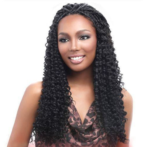Harlem 125 Crochet Hair HARLEM 125 KIMA BRAID BRAZILIAN TWIST 20""