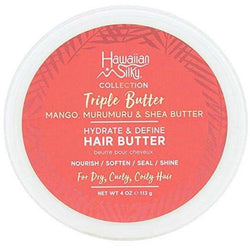 Hawaiian Silky Styling Product Hawaiian Silky: Triple Butter Hair Butter 4oz