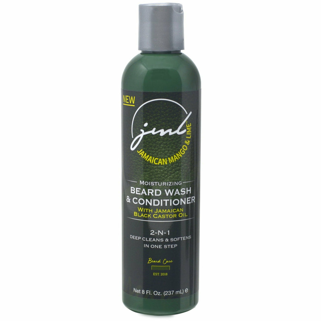 Jamaican Mango & Lime Face Jamaican Mango & Lime: Beard Wash & Conditioner 8oz