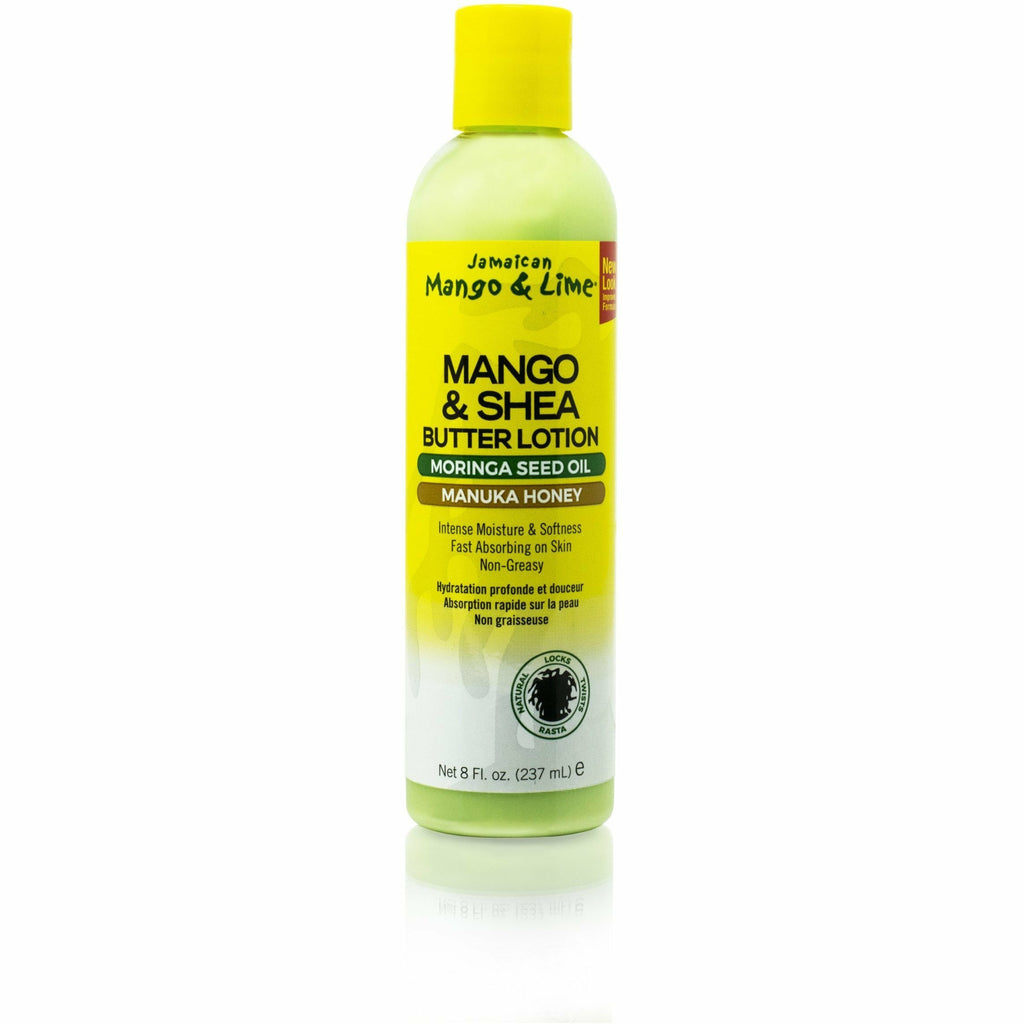 Jamaican Mango & Lime Hair Care Jamaican Mango & Lime: Body Butter Lotion