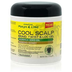 Jamaican Mango & Lime Hair Care Jamaican Mango & Lime: Cool Scalp Gel 16oz
