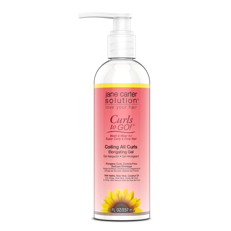 Jane Carter Solution Hair Care Jane Carter Solution: Curls to Go Coiling All Curls 8oz