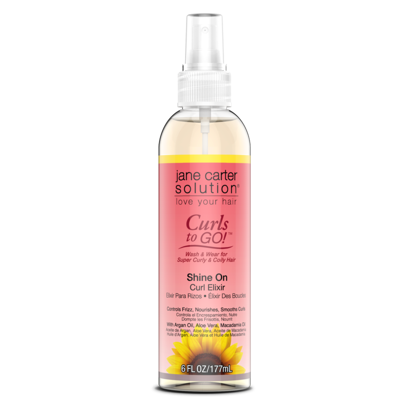 Jane Carter Solution Hair Care Jane Carter Solution: Curls to Go Shine On 6oz