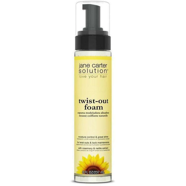 Jane Carter Solution Hair Care Jane Carter Solution: Twist Out Foam 8oz