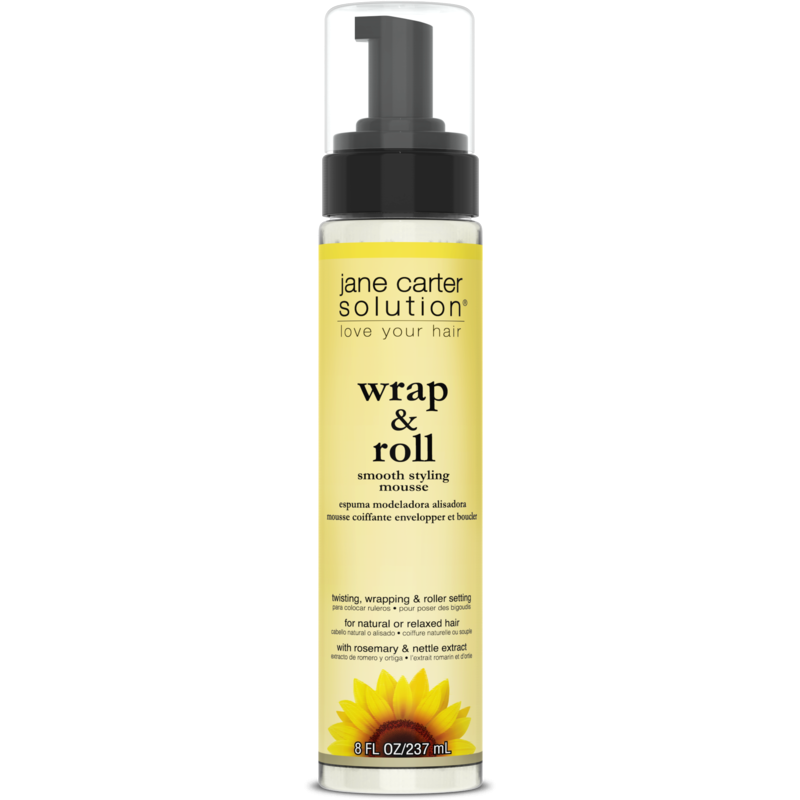 Jane Carter Solution Hair Care Jane Carter Solution: Wrap and Roll 8oz