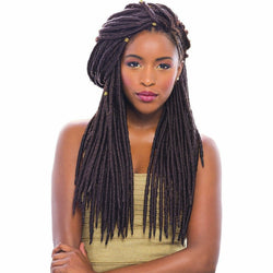 Janet Collection Crochet Hair #1 JANET COLLECTION™: 2X Havana Mambo Faux Locs 18""
