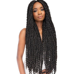 Janet Collection Crochet Hair Janet Collection: Nala Tress Passion Twist 24""