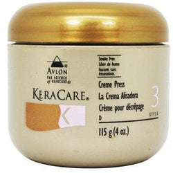 KeraCare Styling Product Keracare: Creme Press 4oz
