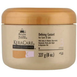 KeraCare Styling Product KeraCare: Defining Custard 8oz
