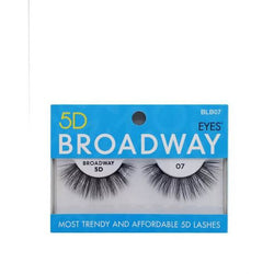 Kiss Cosmetics BLB07 Kiss: Broadway 5D Lashes