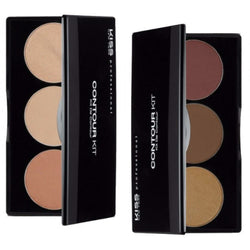 Kiss NY Professional Cosmetics Light Kiss New York: Contour Kit