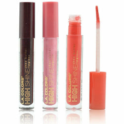 L.A. Colors Cosmetics Clear L.A. COLORS High Shine Lipgloss