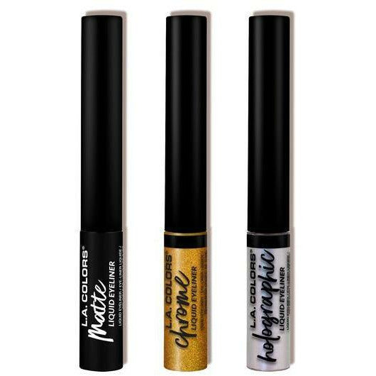 L.A. Colors Cosmetics L.a Colors: Liquid Eyeliner Collection