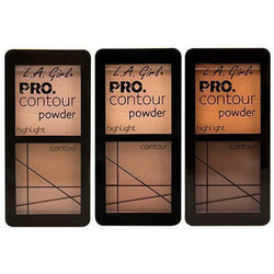 L.A. Girl Cosmetics Highlight Contour L.A. GIRL: PRO Contour Cream