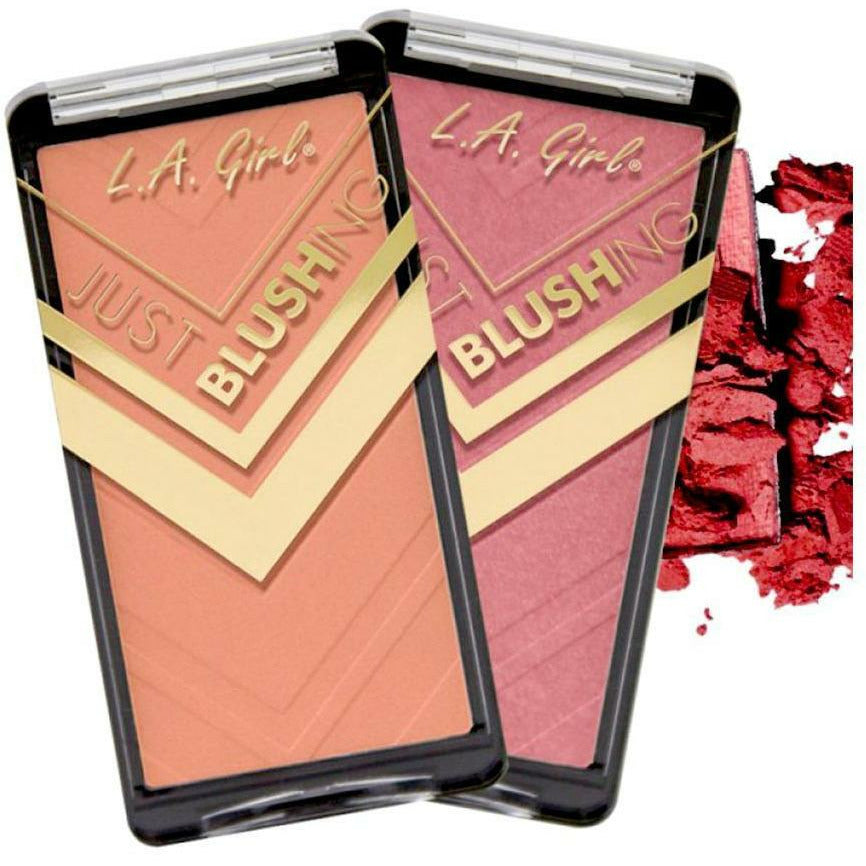 L.A. Girl Cosmetics Just Because L.A. GIRL: Just Blushing