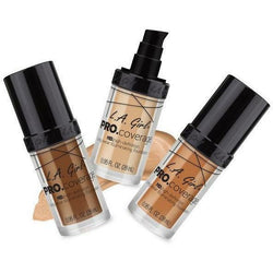 L.A. Girl Cosmetics White L.A. GIRL: Pro Coverage Illuminating Foundation