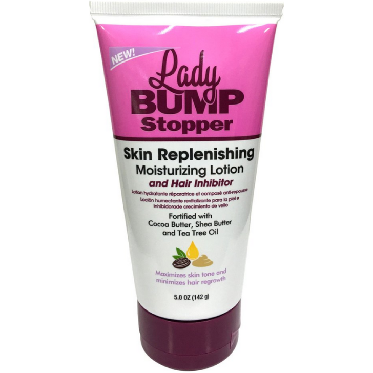 Lady Bump Stopper Bath & Body Lady Bump Stopper: Skin Replenishing Moisturizing Lotion 5oz