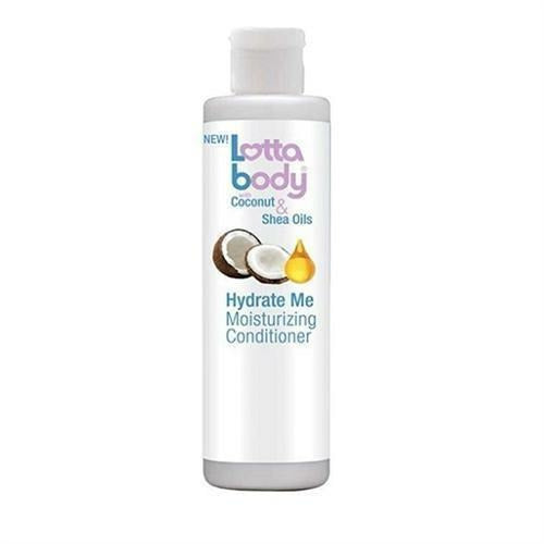 LottaBody Hair Care LottaBody: Hydrate Me Moisturizing Conditioner 10.1 oz