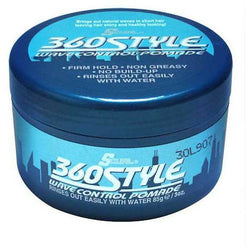 Luster's Styling Product Luster's: S Curl 360 Style Wave Control Pomade