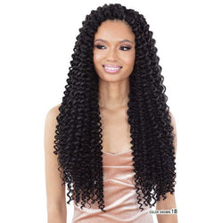 Mayde Beauty Crochet Hair Mayde Beauty: 3x Beach Curl 20""