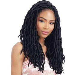 MAYDE BEAUTY Crochet Hair MAYDE BEAUTY WAVY ISLAND LOCS 14""