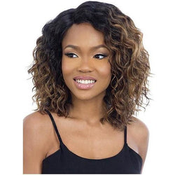 "Mayde Beauty lace wigs MAYDE BEAUTY: 5"" Invisible Lace Part Wig - Becca"