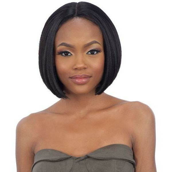 "Mayde Beauty lace wigs MAYDE BEAUTY: Synthetic 5"" Invisible Lace Part Wig - Lexi"