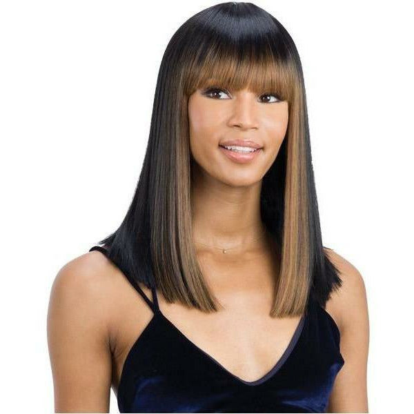 Mayde Beauty lace wigs MAYDE BEAUTY: Synthetic Free Part Axis Wig - Galaxy