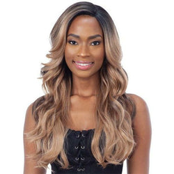 Mayde Beauty lace wigs MAYDE BEAUTY: Synthetic Lace and Lace Front Wig - Lumia
