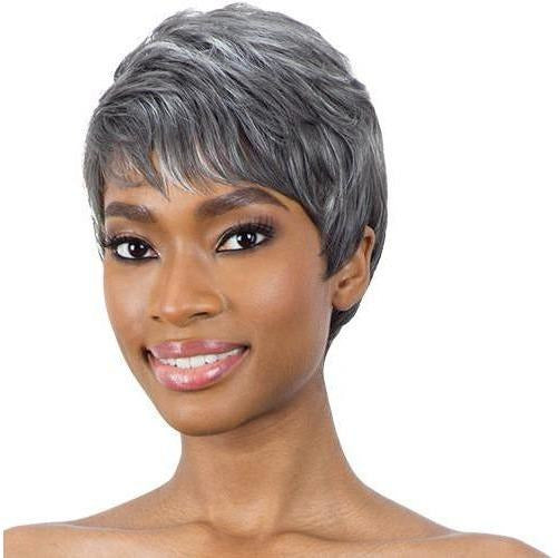 Mayde Beauty lace wigs #OMGREY MAYDE BEAUTY: Synthetic Wig - Lorena
